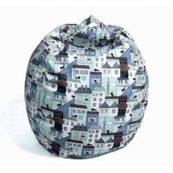 Fotoliu Bean Bag cu suport pentru pluș - Pisici 2 - MINI