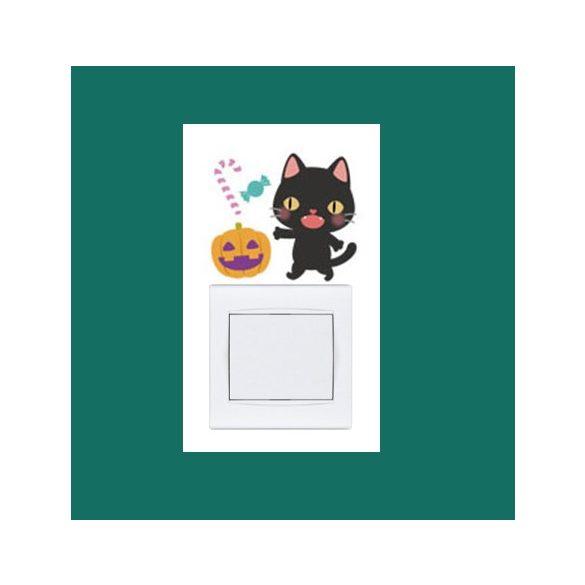 Pisicomania – sticker pentru întrerupător 10.