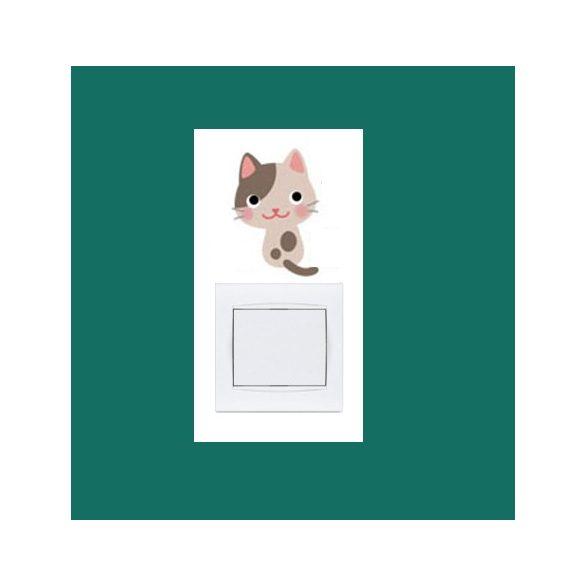 Pisicomania – sticker pentru întrerupător 11.