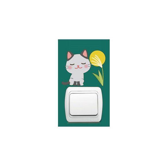 Pisicomania – sticker pentru întrerupător 2.