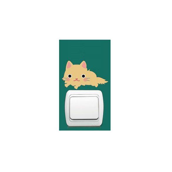Pisicomania – sticker pentru întrerupător 4.