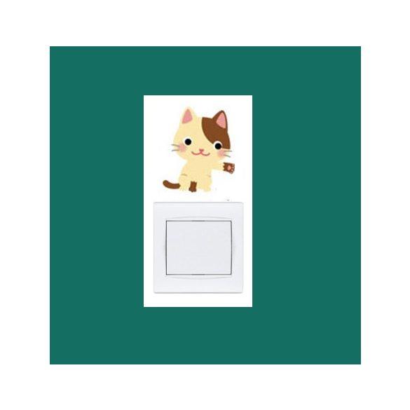 Pisicomania – sticker pentru întrerupător 8.