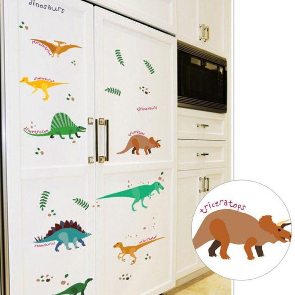 Sticker pentru perete cu lumea dinozaurilor